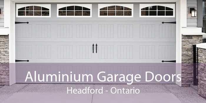 Aluminium Garage Doors Headford - Ontario