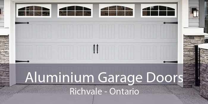 Aluminium Garage Doors Richvale - Ontario