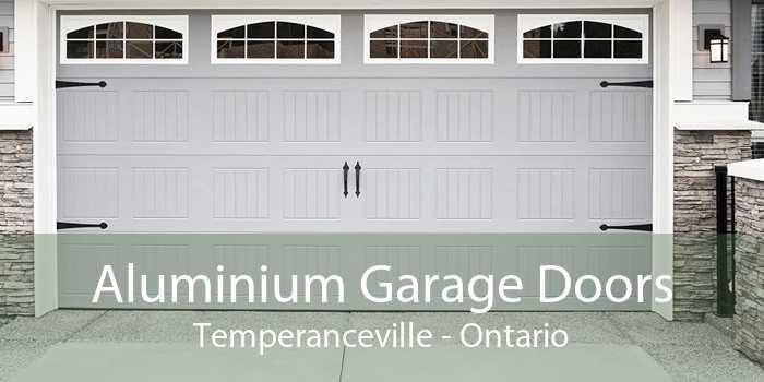 Aluminium Garage Doors Temperanceville - Ontario