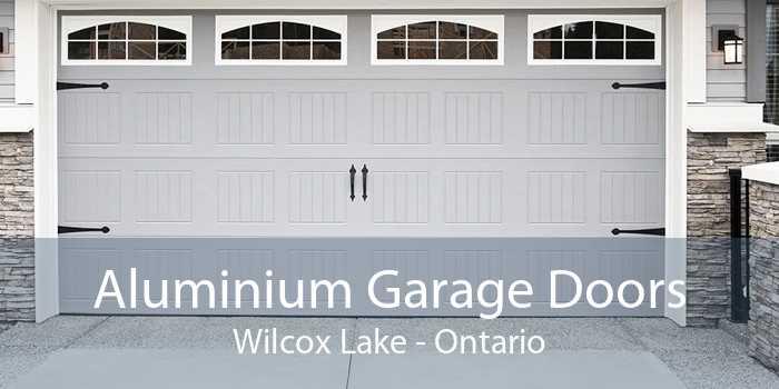 Aluminium Garage Doors Wilcox Lake - Ontario