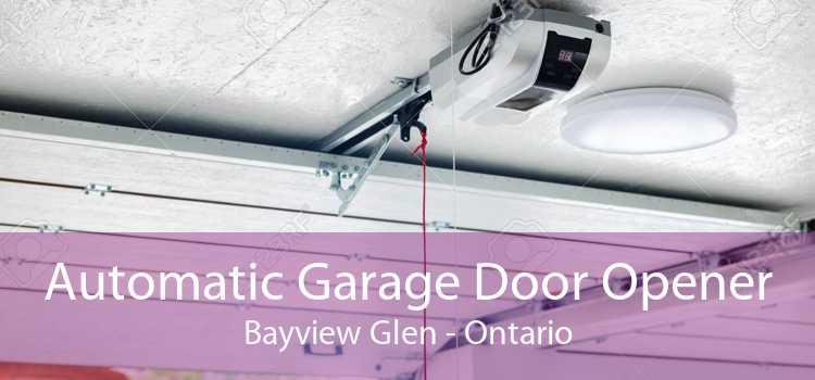 Automatic Garage Door Opener Bayview Glen - Ontario