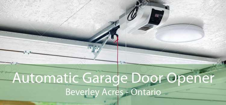 Automatic Garage Door Opener Beverley Acres - Ontario