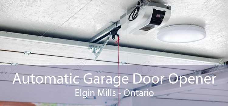 Automatic Garage Door Opener Elgin Mills - Ontario