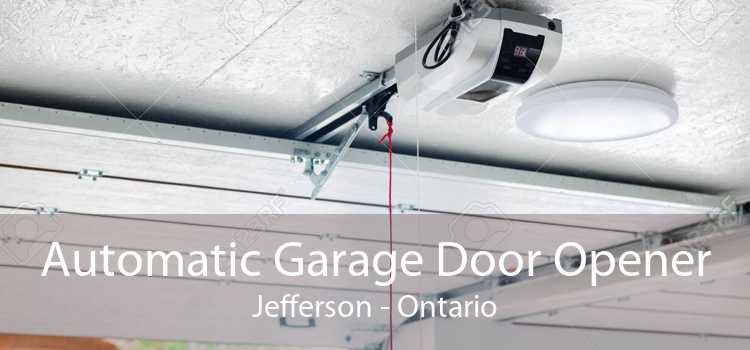 Automatic Garage Door Opener Jefferson - Ontario