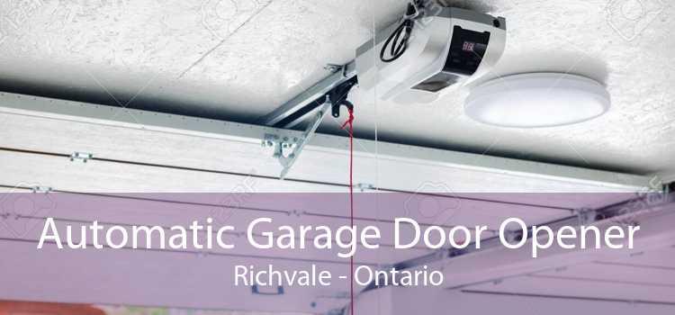 Automatic Garage Door Opener Richvale - Ontario