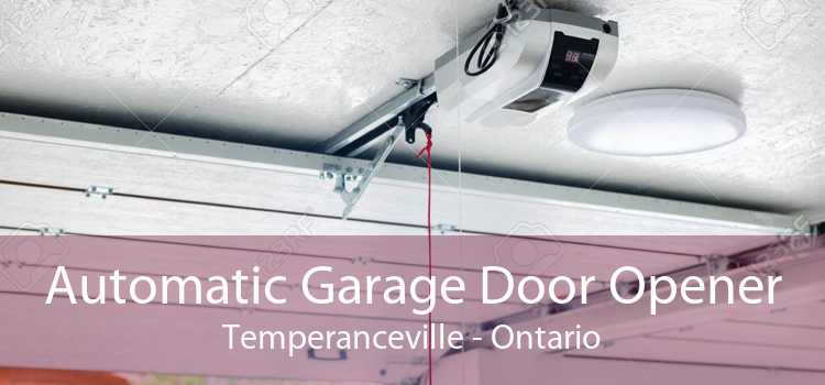 Automatic Garage Door Opener Temperanceville - Ontario