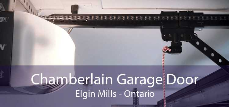 Chamberlain Garage Door Elgin Mills - Ontario