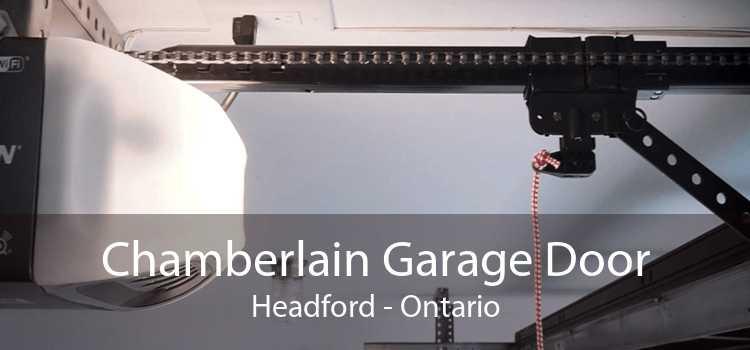 Chamberlain Garage Door Headford - Ontario