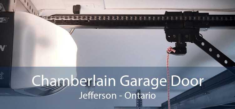 Chamberlain Garage Door Jefferson - Ontario