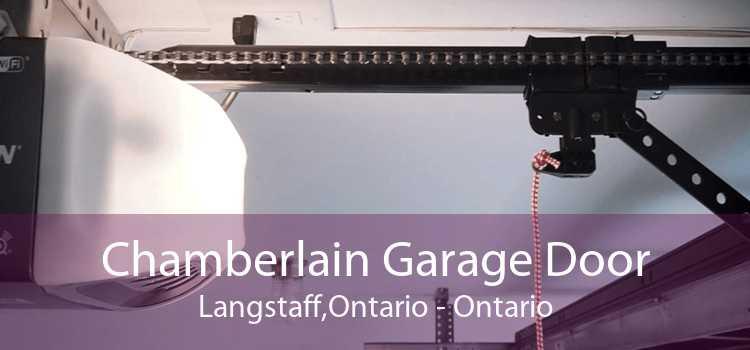 Chamberlain Garage Door Langstaff,Ontario - Ontario