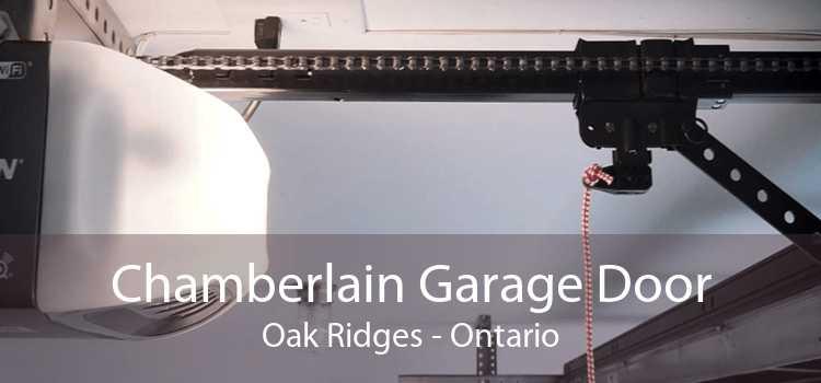 Chamberlain Garage Door Oak Ridges - Ontario
