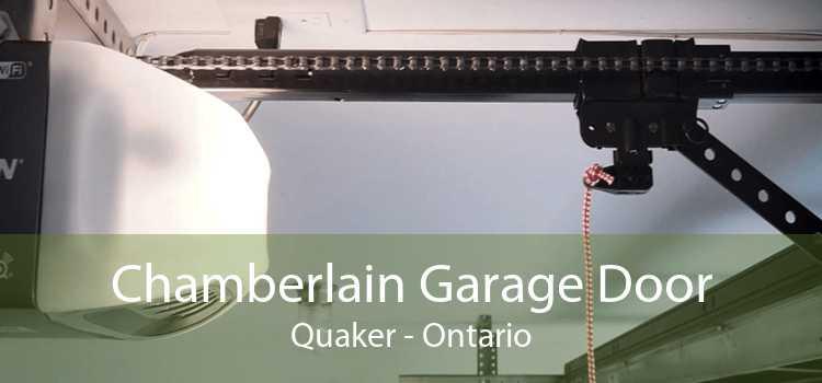 Chamberlain Garage Door Quaker - Ontario