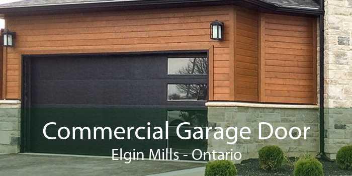 Commercial Garage Door Elgin Mills - Ontario