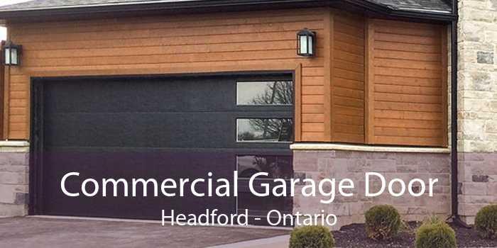 Commercial Garage Door Headford - Ontario