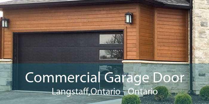 Commercial Garage Door Langstaff,Ontario - Ontario