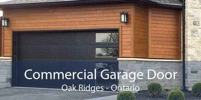 Commercial Garage Door Oak Ridges - Ontario