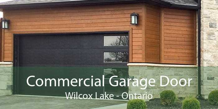 Commercial Garage Door Wilcox Lake - Ontario
