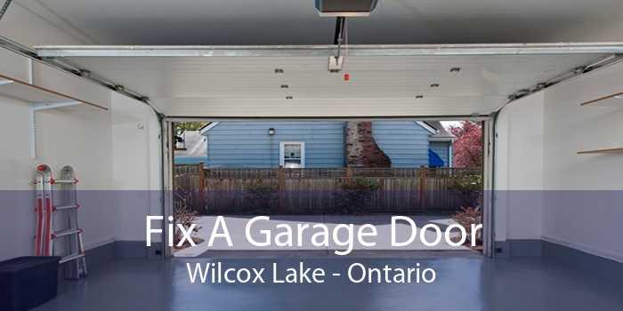 Fix A Garage Door Wilcox Lake - Ontario
