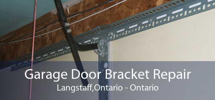 Garage Door Bracket Repair Langstaff,Ontario - Ontario