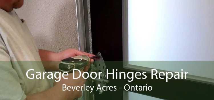 Garage Door Hinges Repair Beverley Acres - Ontario
