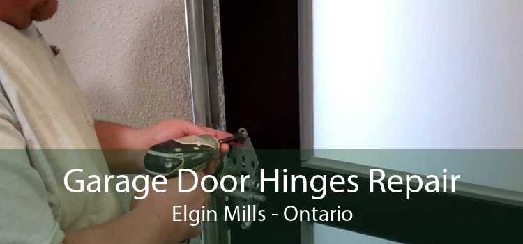 Garage Door Hinges Repair Elgin Mills - Ontario