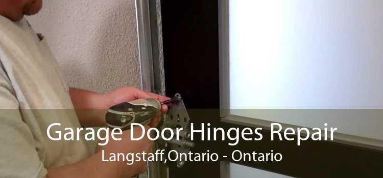 Garage Door Hinges Repair Langstaff,Ontario - Ontario