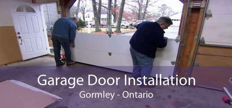 Garage Door Installation Gormley - Ontario