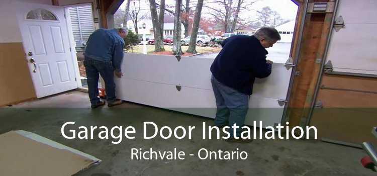 Garage Door Installation Richvale - Ontario
