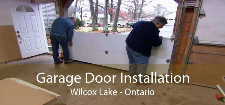 Garage Door Installation Wilcox Lake - Ontario