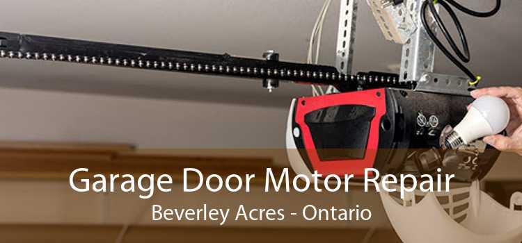 Garage Door Motor Repair Beverley Acres - Ontario
