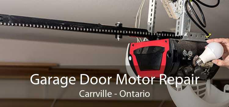Garage Door Motor Repair Carrville - Ontario
