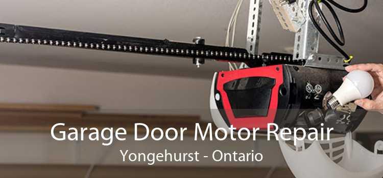 Garage Door Motor Repair Yongehurst - Ontario