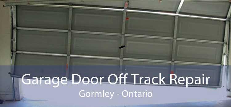 Garage Door Off Track Repair Gormley - Ontario