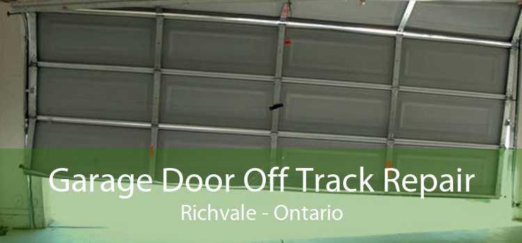 Garage Door Off Track Repair Richvale - Ontario
