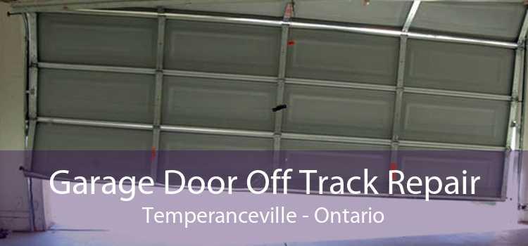 Garage Door Off Track Repair Temperanceville - Ontario