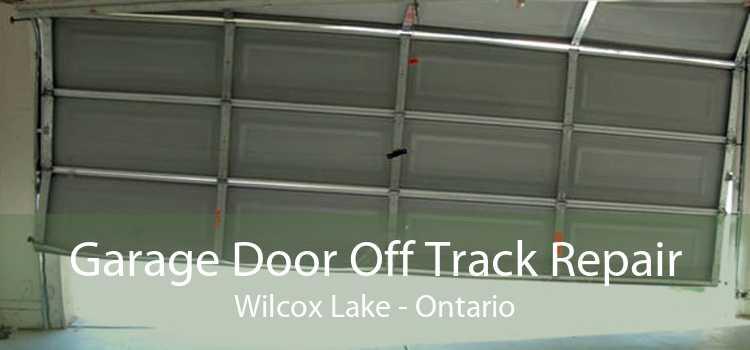 Garage Door Off Track Repair Wilcox Lake - Ontario