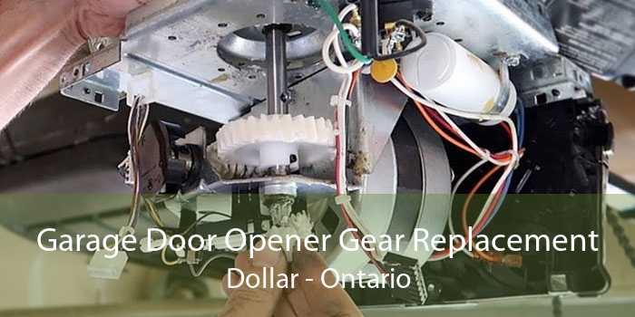 Garage Door Opener Gear Replacement Dollar - Ontario