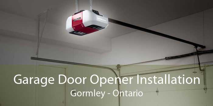 Garage Door Opener Installation Gormley - Ontario