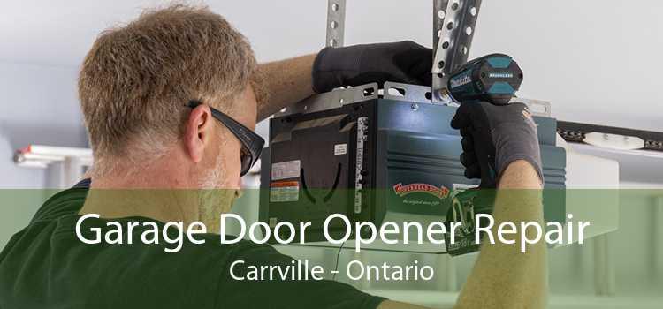 Garage Door Opener Repair Carrville - Ontario