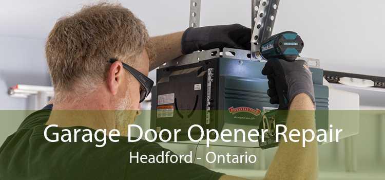 Garage Door Opener Repair Headford - Ontario