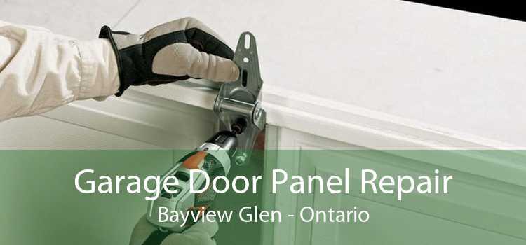 Garage Door Panel Repair Bayview Glen - Ontario