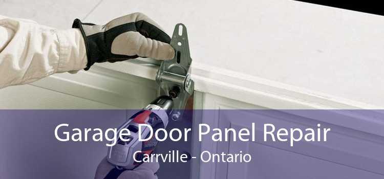 Garage Door Panel Repair Carrville - Ontario