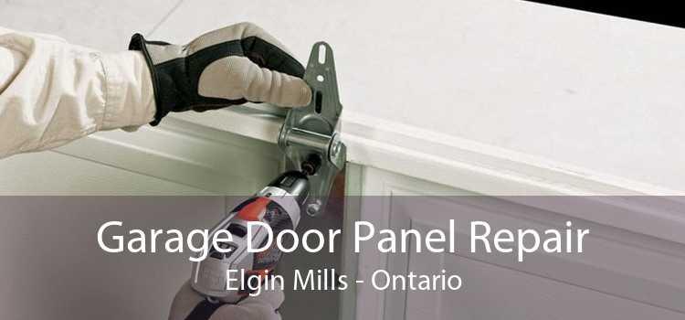 Garage Door Panel Repair Elgin Mills - Ontario