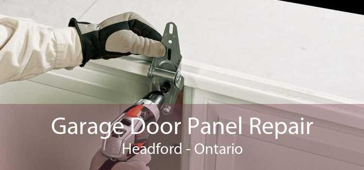 Garage Door Panel Repair Headford - Ontario