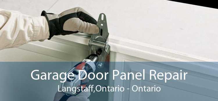 Garage Door Panel Repair Langstaff,Ontario - Ontario