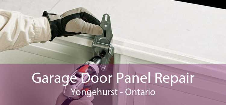 Garage Door Panel Repair Yongehurst - Ontario