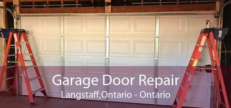 Garage Door Repair Langstaff,Ontario - Ontario