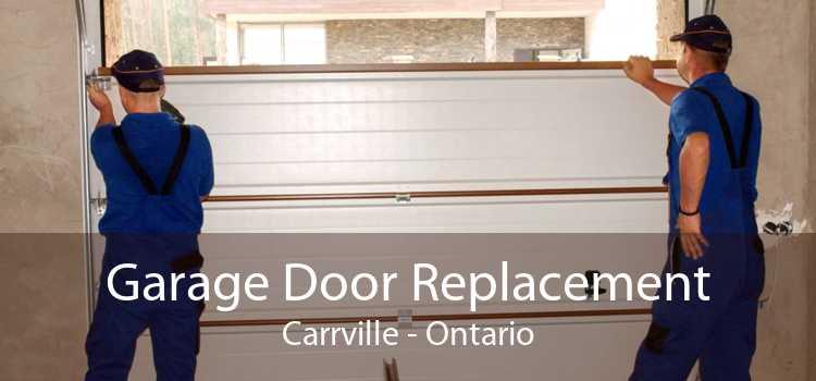 Garage Door Replacement Carrville - Ontario