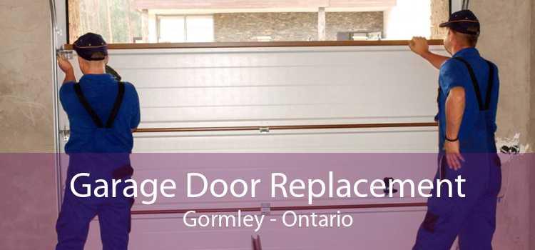 Garage Door Replacement Gormley - Ontario