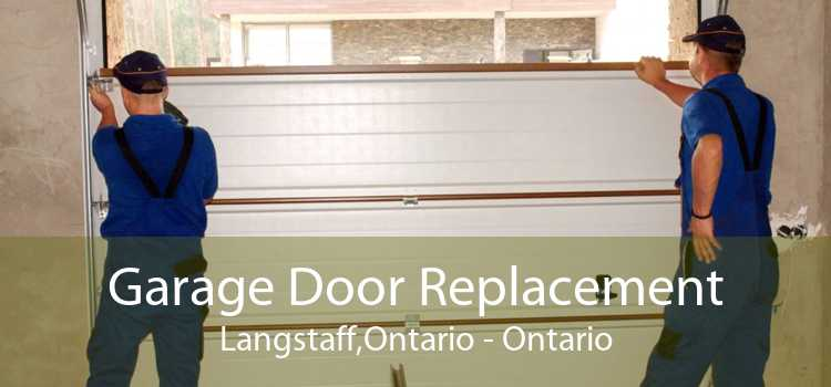 Garage Door Replacement Langstaff,Ontario - Ontario